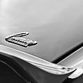 1969 Chevrolet Camaro Emblem by Jill Reger
