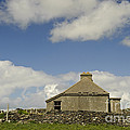Abandoned Farm In Ireland by John Shaw
