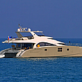 Antibes - Superyachts Of Billionaires by Christine Till