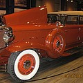 Antique Car by Dick Willis