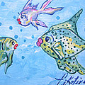 Art Fish by Pikotine Art
