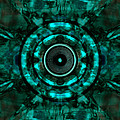 Audio Kaleidoscope  by Steve Ball
