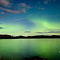 Aurora Borealis Northern Lights Display by Stephan Pietzko