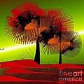 Autumn Colours by Iris Gelbart