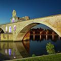 Avignon Bridge by Brian Jannsen
