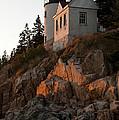 Bass Harbor Head Lighthouse by John Shaw