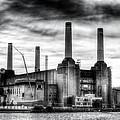 Battersea Power Station London by David Pyatt