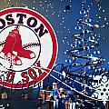 Boston Red Sox by Joe Hamilton