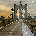 Brooklyn Bridge by Jerry Gammon