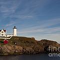 Cape Neddick Lighthouse by John Shaw