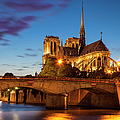 Cathedral Notre Dame by Brian Jannsen