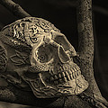 Celtic Skulls Symbolic Pathway To The Other World by LeeAnn McLaneGoetz McLaneGoetzStudioLLCcom