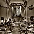 Central Presbyterian Church by Amanda Stadther