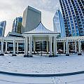 Charlotte Downtown by Alex Grichenko