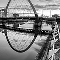 Clyde Arc Squinty Bridge by John Farnan