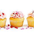 Cupcakes by Elena Elisseeva