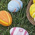 Easter Eggs by Paulo Goncalves