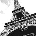 Eiffel Tower by Elena Elisseeva