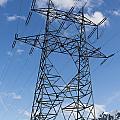 Electricity Pylon by Mats Silvan