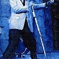Elvis Presley by Tim Knowles