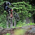 Extreme Biking In Alaska by HagePhoto