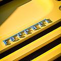 Ferrari F355 Emblem by Jill Reger