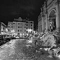 Fontana Di Trevi by Jouko Lehto