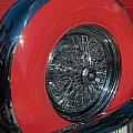 Ford Thunderbird by Carol Ailles