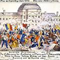 France Revolution, 1848 by Granger