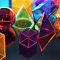 Geometric Shapes by Tek Image