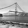 Golden Gate Bridge by Underwood Archives