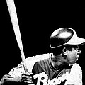 Hank Aaron by Retro Images Archive