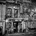 Historic Houston Black And White by Stuart Partridge