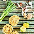 Ingredients by Tom Gowanlock