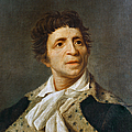 Jean-paul Marat (1743-1793) by Granger