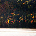 Lake In Autumn by Mark Duffy