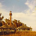 Lighthouse Landscape by Robert Floyd