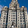 Liverpool's World Heritage Status Waterfront Buildings by Ken Biggs