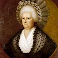 Martha Washington (1731-1802) by Granger