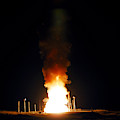 Minuteman IIi Missile Test by Science Source