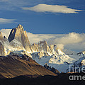 Mount Fitzroy, Argentina by John Shaw