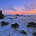 Muir Beach Sunset by Mark Rasmussen