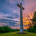Nelsonville Cross by Brian Stevens