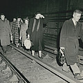 Nine Dead In Tube Disaster by Retro Images Archive