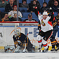 Ottawa Senators V Buffalo Sabres by Bill Wippert
