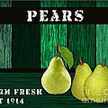 Pear Farm by Marvin Blaine