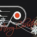 Philadelphia Flyers by Joe Hamilton