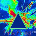 Pink Floyd by Richard John Holden RA