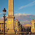 Place De La Concorde by Brian Jannsen