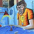 5 Pointz Graffiti Art 5 by Allen Beatty